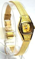 New Citizen Lady  Gold-tone, Gold-dial  Dress Watch