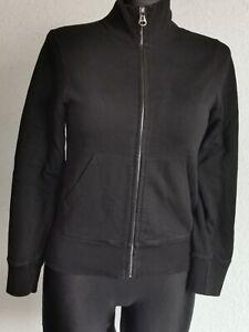 Diesel sportwear girls boys cotton long sleeve black sweatshirt size 13/14 years