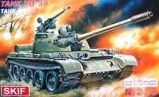 To-55 Soviética Lanzallamas (T-55 Lanzallamas) 1/35 Skif Raro