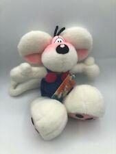 Diddlina Thomas Goletz Diddl Mouse Plush Soft Stuffed Toy Doll Depesche Germany