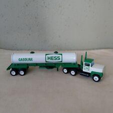 Winross Diecast Hess Gasoline Tanker Truck Tractor Trailer 18 Wheeler Custom