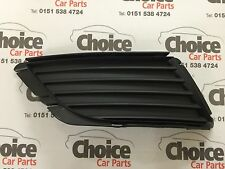Genuine Vauxhall Corsa C Front Bumper O/S Drivers Corner Grille 2004 > 13132425