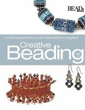 Creative Beading Vol. 2 (Bead & Button Books), , , Good, 2007-06-28,