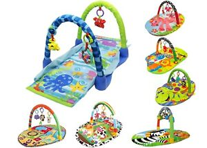 Baby Lay&Play Activity Floor PlayMat Play Mat & Fun Toys **Various Designs**