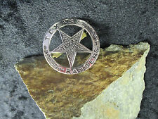 Sheriffstern, Badges, Pin, Anstecker, Abzeichen, Texas, Ranger, Police