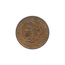 France - Ceres - Centime 1895A Ch. UNC