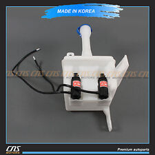 Windshield Washer Reservoir Tank w/ Motor Pump Daewoo Lanos 1.6L w/ Hatchback