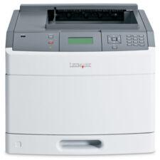 Lexmark T650N T650 A4 Desktop Network USB Mono Laser Printer + Warranty