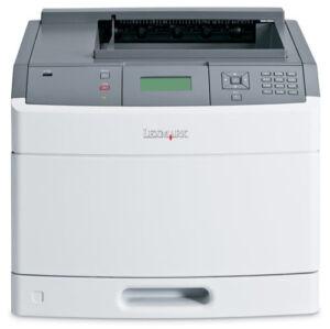 Lexmark T650DN T650 A4 Mono Duplex Network USB Desktop Laser Printer + Warranty