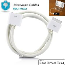 30 Pin Male To Female Dock Adapter Extender Extension Cable Cord Fr Iphone 4 4S