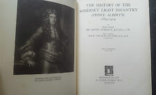 The History of the Somerset Light Infantry (Prince Albert's) 1685-1914