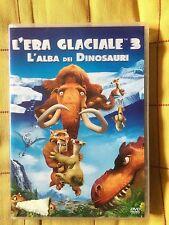 L'ERA GLACIALE 3 L'ALBA DEI DINOSAURI dvd film Italiano cartoni animati bambini