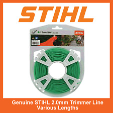 STIHL 2.0mm Whipper Snipper Trimmer Cord / Line - GENUINE