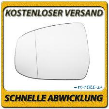 Außenspiegel Spiegelglas für FORD FOCUS 2008-2015 links Fahrerseite asphärisch