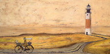 Sam Toft - A Day of Light - 50 x 100cm Canvas Print Wall Art WDC93039
