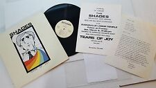 SHADES - Tears of Joy PRIVATE '83 AOR Rural XIAN Prog Psych Folk Rock PROMO