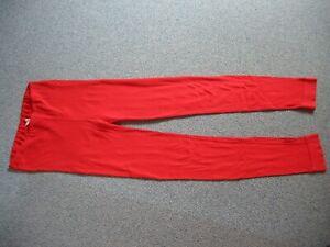 lange Unterhose, Leggings von Schiesser Gr. 42 rot