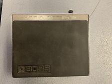 Boss BP-1 Drum Pad Controller with Sensitivity Control