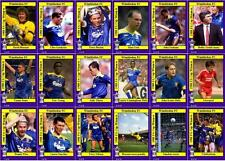 Wimbledon FC 1988 FA Cup winners football trading cards