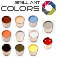 ab 4,99 €/l PU Pflasterfarbe Estrichfarbe Betonfarbe grau schwarz blau rot gelb