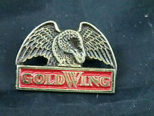 Vintage Honda Eagle Wings Down Goldwing Motorcycle Pin Badge 1976