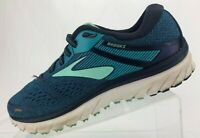 Brooks Adrenaline GTS 18 Running Shoes Blue Training Athletic Sneakers Womens 9