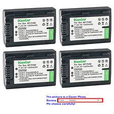 Kastar Replacement Battery for Sony NP-FH50 & DCR-DVD705 DCR-DVD708 DCR-DVD710
