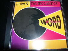 Mike & The Mechanics Word Of Mouth (Australia) CD – Like New