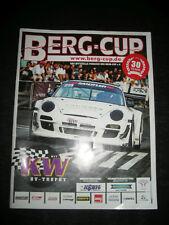 BERG-CUP 2017 Magazin(Bergrennen,Motorsport,Rallye,Hillrace,Opel,BMW,VW,Audi)