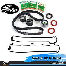Gates Timing Belt Kit Valve Cover Gasket 99-08 Suzuki Forenza Reno Optra Nubira