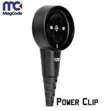 1 x magcode Power clip Plug 12 Volt DC connettore di alimentazione gc12b magnetico