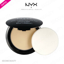 NYX HD Studio Stay Matte But Not Flat Powder Foundation SMP02 Nude *HOT SALE
