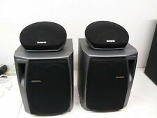 Aiwa 40watt Speakers
