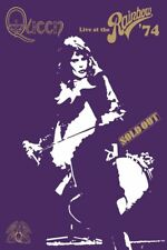 QUEEN - Live At The Rainbow '74, 1 DVD