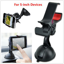 Car Windshield Cellphone Sucker Mount Holder Clip 360° Rotable For All Phones
