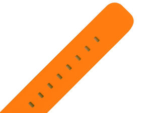 MENS RUBBER SILICONE WATCH STRAP 18 MM, 20 MM, 22 MM, 24MM US