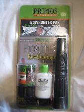 PRIMOS HUNTING CALLS BOWHUNTER PAK DEER CALLS, HUNTING DVD & MORE MODEL #746