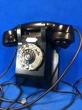 Telefono da parete in bachelite Fatme-Ericsson Roma anni 40