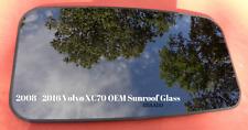 08 09 10 11 12 13 14 15 16 VOLVO XC70  OEM SUNROOF GLASS NO ACCIDENT FREE SHIP
