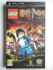 Lego Harry Potter Années 5 à 7 Jeu Vidéo PSP