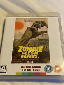 Zombie Flesh Eaters (Blu-ray, 2012, 2-Disc Set)