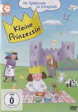 DVD Kleine Prinzessin Spielstunde im Königreich - 05 - KIKA - NEU & OVP