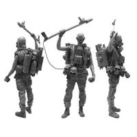 1/35 Soldier Resin Figure Model kit