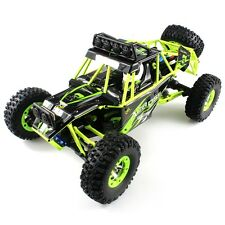 Wltoys No.12428 2.4Ghz 4Wd 1 / 12 Scale Rc High Speed Car Truck Off-Road Toys