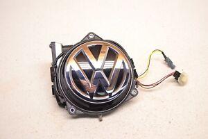 MK7 VW GTI Golf R Hatch Opener Handle W/ Rear View Camera Genuine Oem 2015-2020