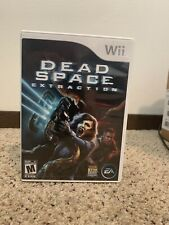 Dead Space: Extraction (Nintendo Wii, 2009) W/ Manual. Tested and Works