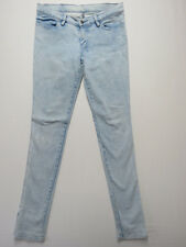 C-139 LADIES KSUBI TSUBI SKINNY LEG STRETCH DENIM JEANS AUSSIE MADE SZ 28