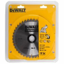 DeWalt DT1155 idem DT1953 Lame de scie 216 X30X40T DW777 DW701 DW707 DW712 DW771