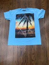 Tony Hawk Tee Shirt Men's Large Blue