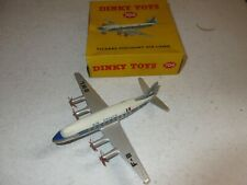 DINKY TOYS ref 706 : VICKERS VISCOUNT AIR LINER / Avion AIR FRANCE MINT/BOX